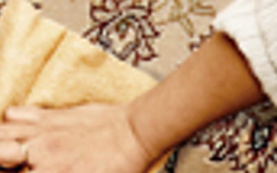 Emergency Care Services For Oriental Rugs