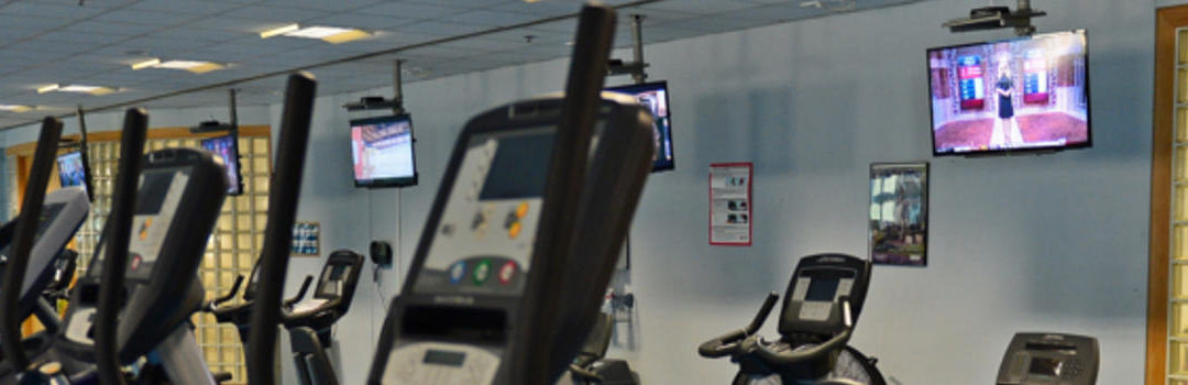 Gym And Fitness Center Cleaning Service
